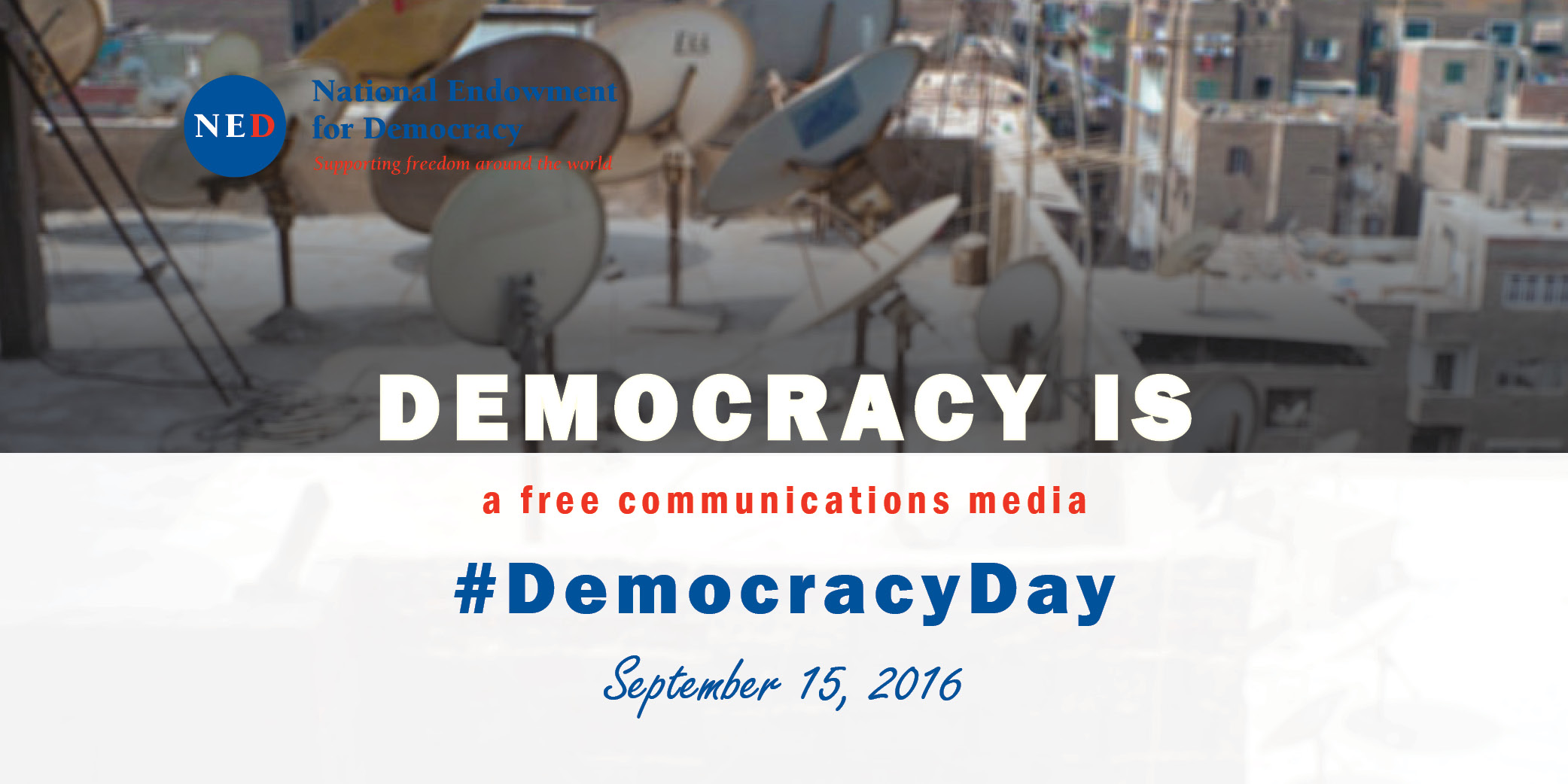 Democracy Day Free Media