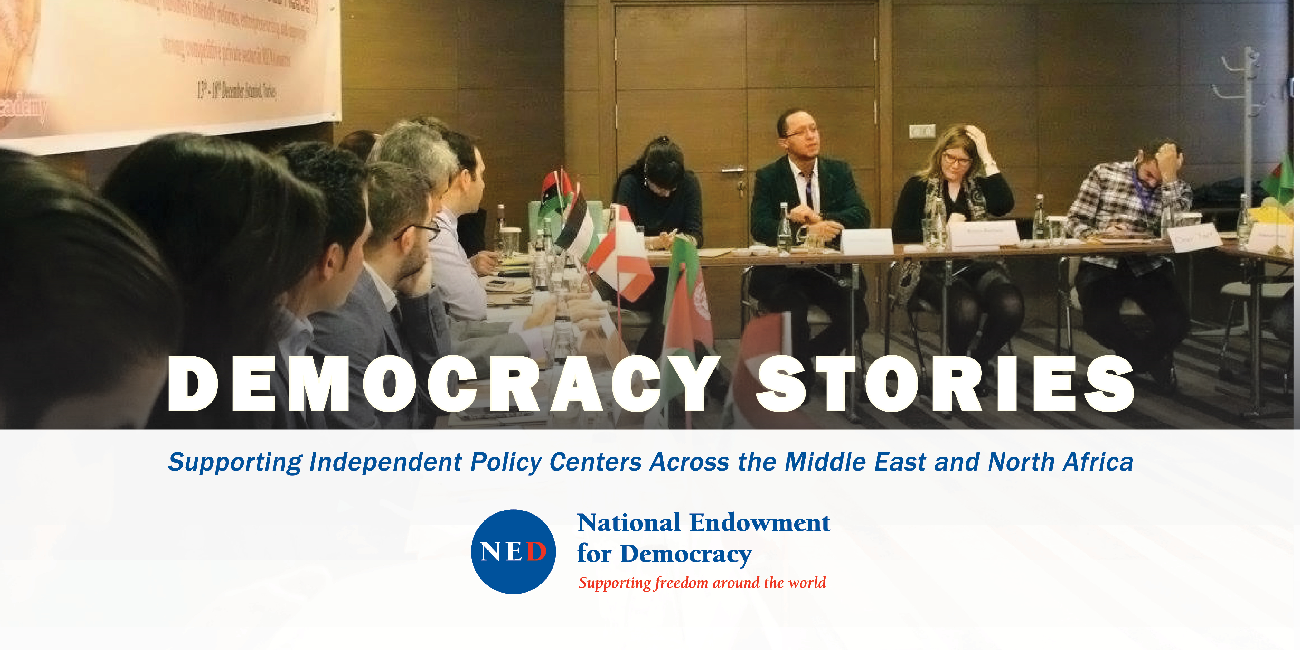 Supporting Independent Policy Centers