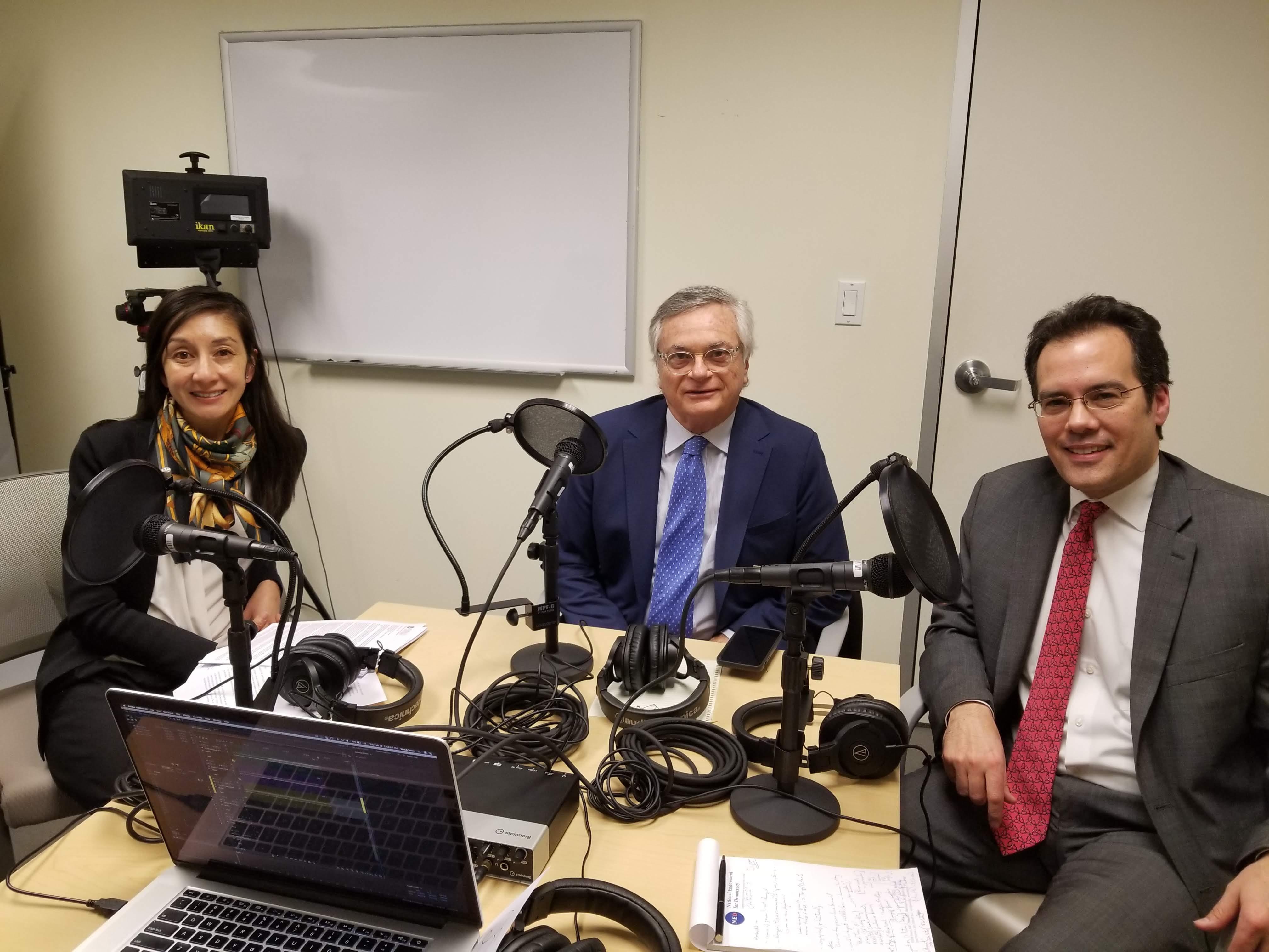 Power 3 0 Podcast | Authoritarian Resurgence, Democratic Resilience